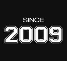Since 2009 Kids Tee