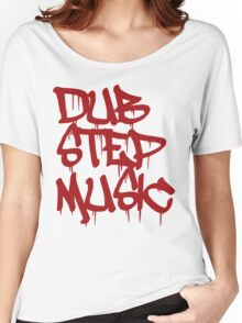 Dubstep Music Women's Relaxed Fit T-Shirt