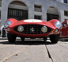 Ferrari 500 Mondial (1953-1955) by Frits Klijn (klijnfoto.nl)