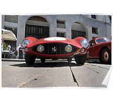 Ferrari 500 Mondial (1953-1955) Poster