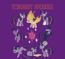 The Many Forms of Twilight Sparkle T-Shirt