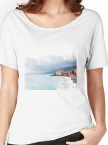 San Rocco Sea and Beach Women's Relaxed Fit T-Shirt