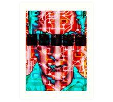 The Grip of Doubt Art Print