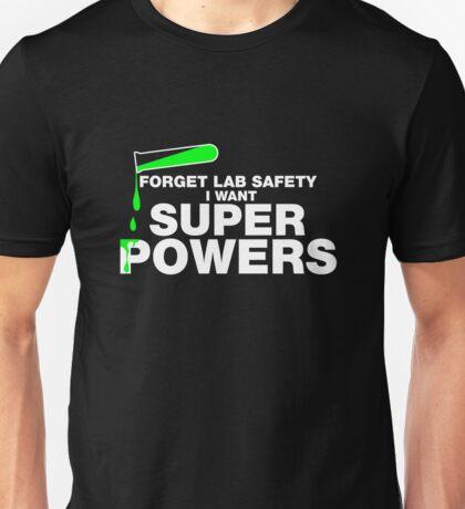 Funny Lab Safety T-shirt Unisex T-Shirt
