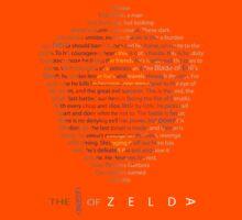 The Legend of Zelda Shield Poem Kids Clothes