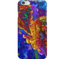 Infrared Coleus Leaves - iPhone and iPod skin, case, protector, deflector iPhone Case/Skin