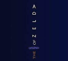 The Legend of Zelda Sword by alphabean11