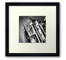 Sainte-Anne de Beaupré Framed Print