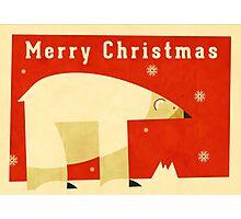 Polar bear 1 Photographic Print