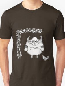 Fatso & Bird Unisex T-Shirt