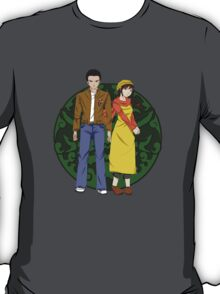 Ryo and Shenhua - Shenmue T-Shirt
