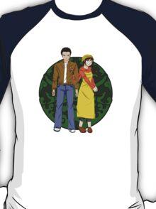 Ryo and Shenhua - Shenmue T-Shirt