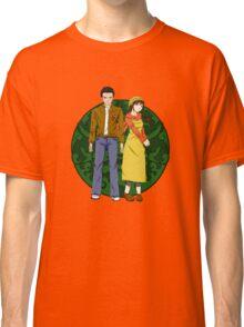 Ryo and Shenhua - Shenmue Classic T-Shirt