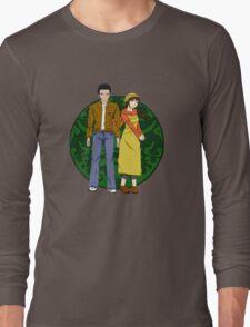 Ryo and Shenhua - Shenmue Long Sleeve T-Shirt