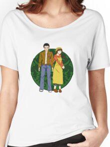 Ryo and Shenhua - Shenmue Women's Relaxed Fit T-Shirt