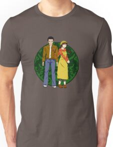 Ryo and Shenhua - Shenmue Unisex T-Shirt