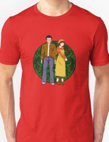 Ryo and Shenhua - Shenmue Unisex T-Shirt