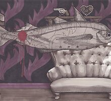 Ghost Haddock by Esther Green