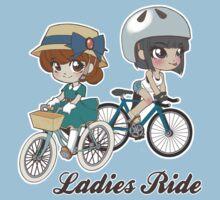 Ladies Ride Kids Clothes
