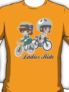 Ladies Ride T-Shirt