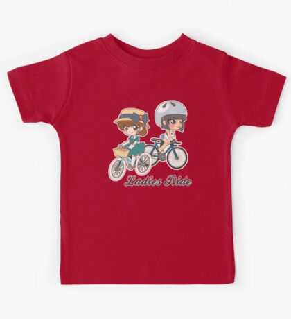 Ladies Ride Kids Clothes