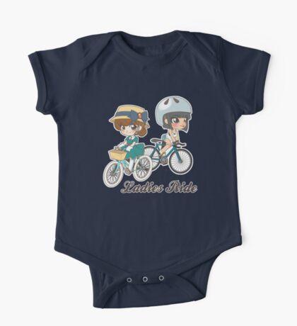 Ladies Ride One Piece - Short Sleeve