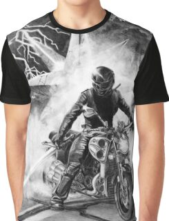 Woman of Thunder Graphic T-Shirt