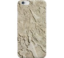 Cement Wall iPhone Case/Skin