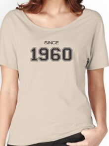 Since 1960 Women's Relaxed Fit T-Shirt