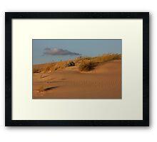 Dune 7848 Framed Print