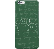 Clannad - Dango Daikazoku on the Blackboard Ipod Case iPhone Case/Skin