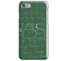 Clannad - Dango Daikazoku on the Blackboard Ipod Case iPhone Case/Skin