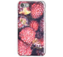 Mountain Blackberries iPhone Case/Skin