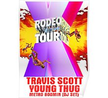 Rodeo Young Thug Travis Scott RBB04 Poster