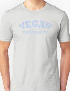 Vegan University Unisex T-Shirt