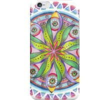 Hand-Drawing Charm iPhone Case/Skin
