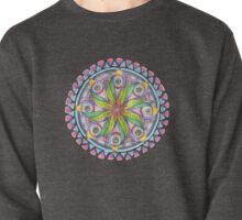 Hand-Drawing Charm Pullover