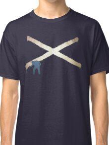 Scotland Urban Saltire Classic T-Shirt