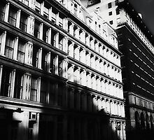 gotham city shadows by ShellyKay