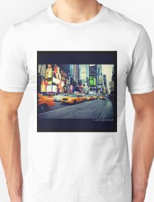 Taxi Anyone. T-Shirt