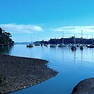 A quiet corner, Opua, New Zealand............! by Roy  Massicks