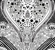 Shape experiment #3 Sticker