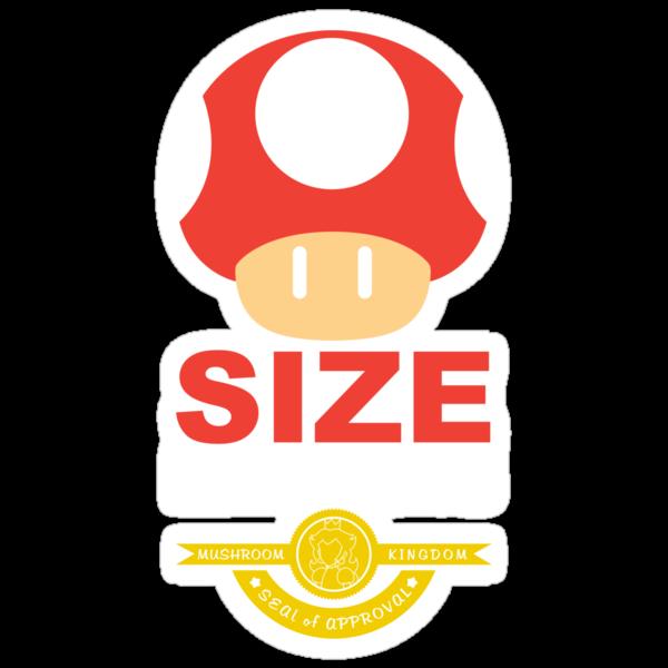 SIZE matters by rollbiwan