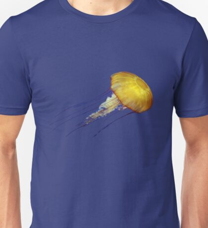 Electric Jellyfish T-Shirt American Apparel Unisex T-Shirt