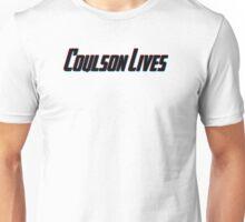 Coulson Lives (3D Effect) Unisex T-Shirt
