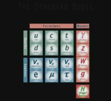 The God Particle: Higgs Boson and the Standard Model Kids Clothes