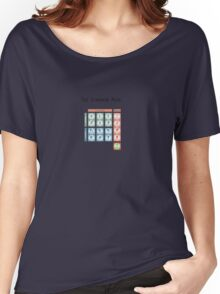 The God Particle: Higgs Boson and the Standard Model Women's Relaxed Fit T-Shirt