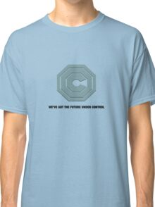 OMNICORP - WE'VE GOT THE FUTURE UNDER CONTROL - ROBOCOP REBOOT Classic T-Shirt