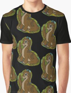 Little foot, Land before time Graphic T-Shirt