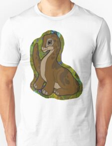 Little foot, Land before time T-Shirt